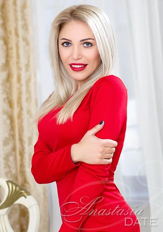 Gorgeous girls only: beautiful and exotic Russian woman Anna from Odessa